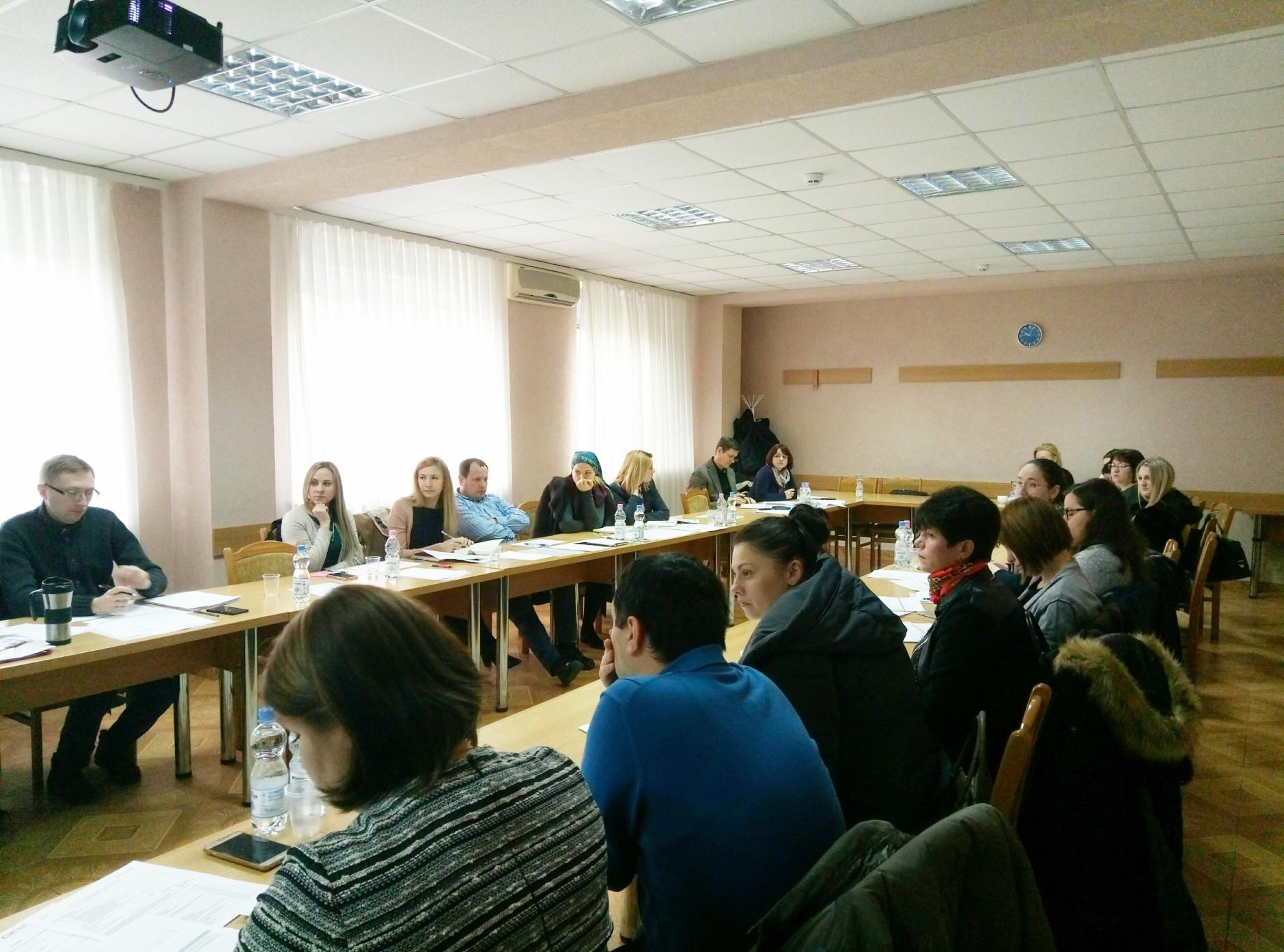 """Seminar """"Întocmirea situațiilor financiare pentru OSC-uri"""""""