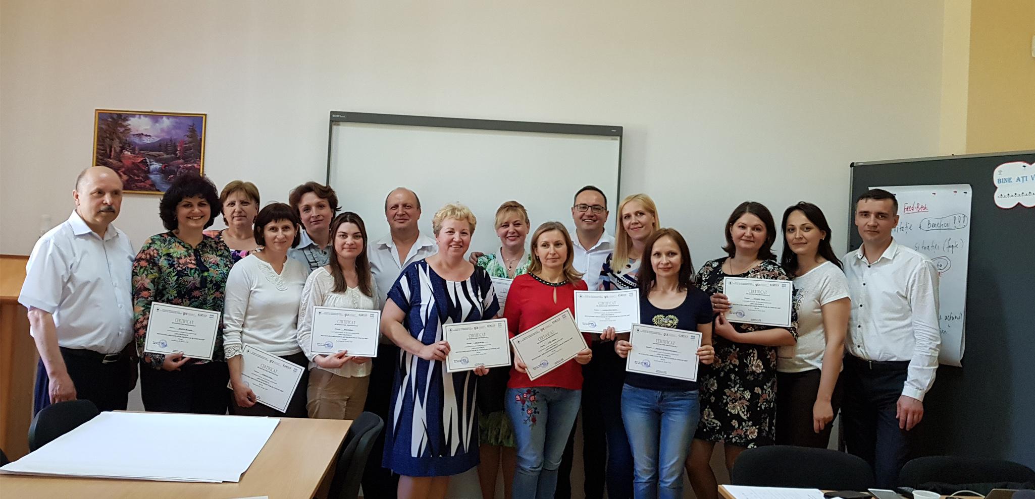 Dezvoltarea capacităților de comunicare și a managementului conflictelor au fost tematicile unor sesiuni de instruire pentru angajații AAP